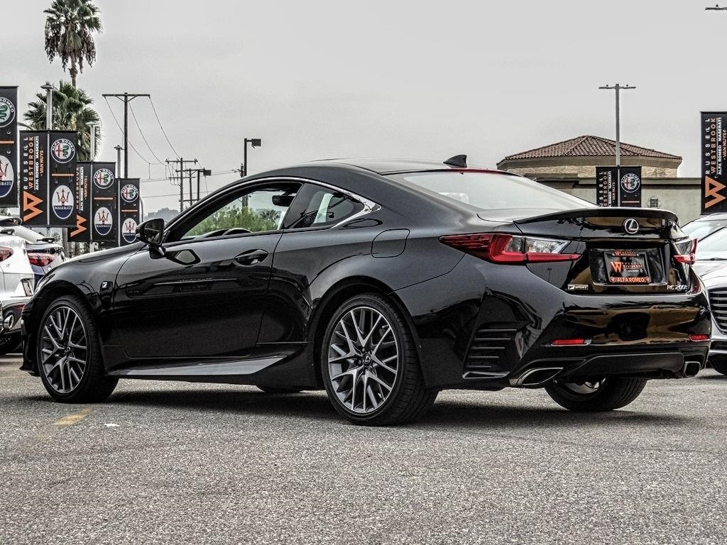 Pre-Owned 2017 Lexus RC 200t