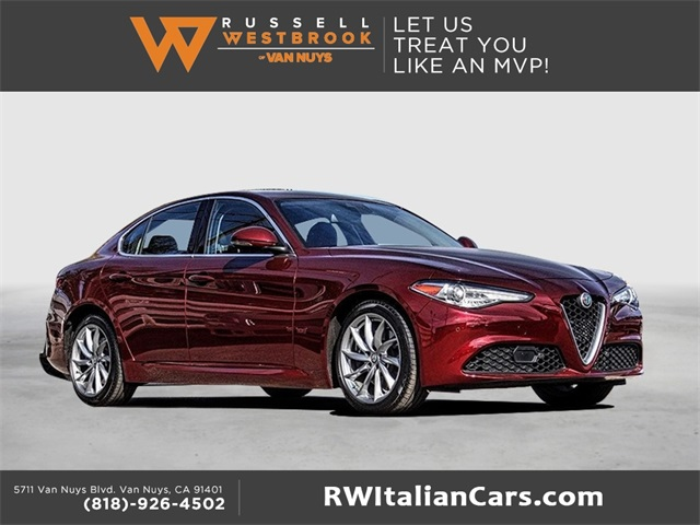 Used Alfa Romeo Giulia Los Angeles Ca