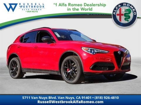 New 2020 Alfa Romeo Stelvio Base